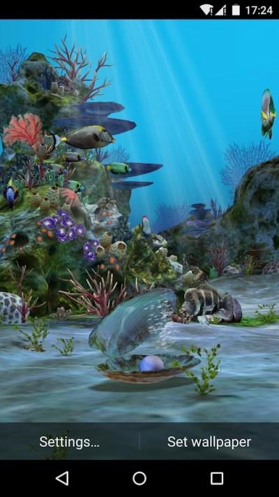 3D Aquarium Live Wallpaper HD - Android Apps on Google Play
