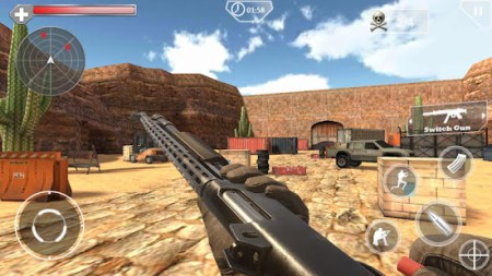 Shoot Hunter Gun Killer   Apps on Google Play Screenshot Image