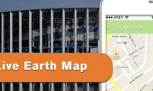 HD Decor Images » GPS Earth Maps LIVE  GPS Map Camera   Weather LIVE     Apps bei Google     GPS Earth Maps LIVE  GPS Map Camera   Weather LIVE offering great satellite  map imagery  driving route and all the GPS navigation Facilities