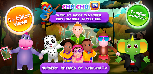 ChuChu TV Lite   Top 50 Kids Nursery Rhymes Videos   Apps on Google Play