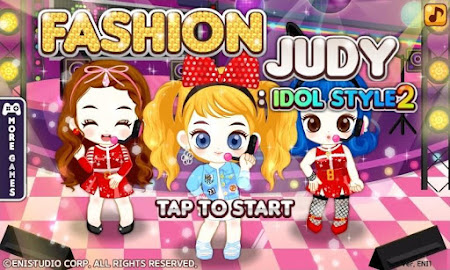 Fashion Judy  Idol style2 1 510 Apk  Free Casual Game   APK4Now Fashion Judy  Idol style2 1 510 screenshot 1521007