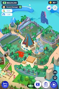 Screenshot Idle Theme Park Tycoon - Recreation Game