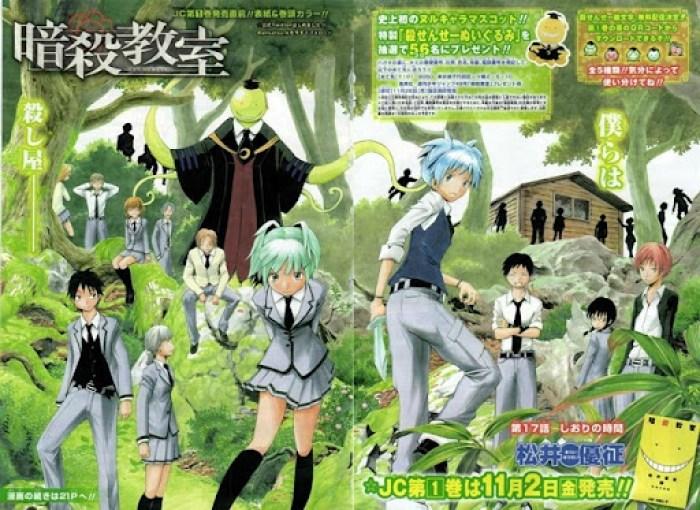 Ansatsu-Kyoushitsu_manga
