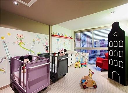 habitacion-niños-casa-barcelona
