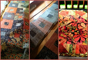 quilt work