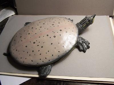 Aspideroides turtle