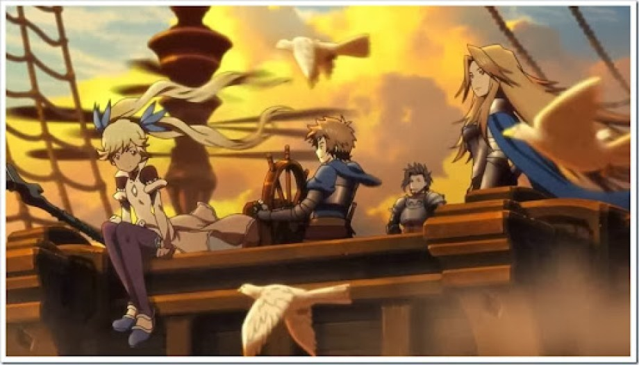 Granblue Fantasy video game for iOS 44