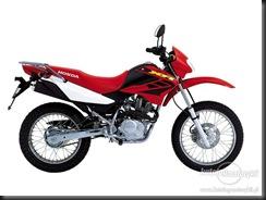 Honda XR125L 06