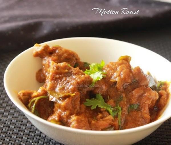 Mutton Roast 1