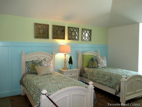 Favorite Paint Colors - bedroom paint ideas