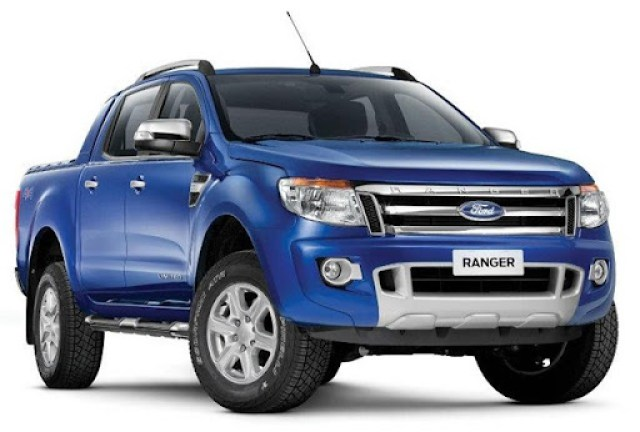 Nova Ford Ranger 2013 XL, XLS, XLT, Limited (1)