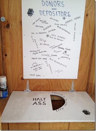 Half ass