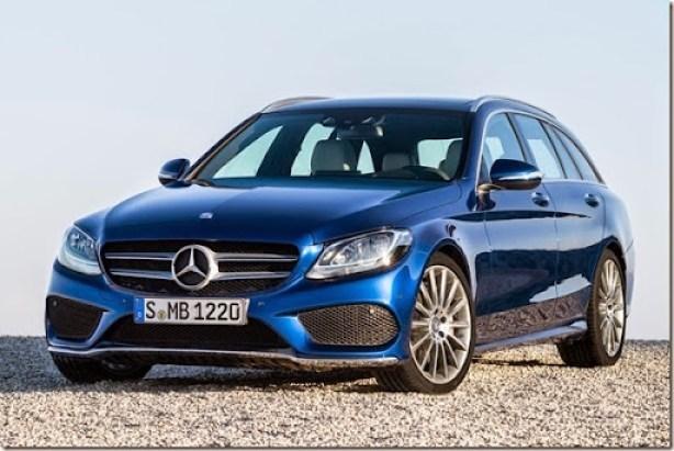 Mercedes-Benz C 250 BlueTEC, T-Modell  (S 205) 2014