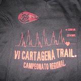 VI Cartagena Trail (2-Diciembre-2012)