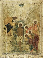 Крещение. Андрей Рублёв.jpg