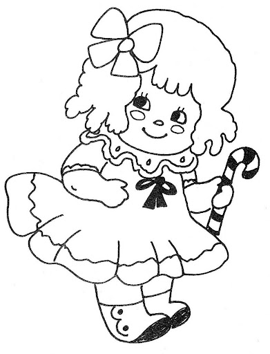 baby doll coloring page high quality coloring pages