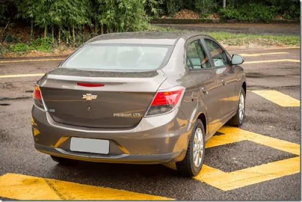 Chevrolet Prisma LTZ AT6 2014 (8)