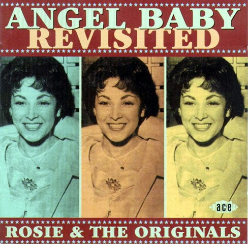 Rosie & The Originals - Angel Baby Revisited - Front Cover