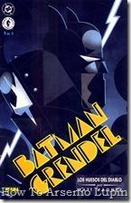 P00001 - Batman Grendel howtoarsenio.blogspot.com #1
