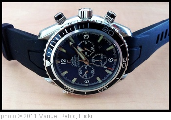'Omega Seamaster Planet Ocean Crono' photo (c) 2011, Manuel Rebic - license: http://creativecommons.org/licenses/by/2.0/