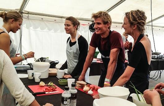 Food Jam Roskilde Festival 2013 - Mikkel Bækgaards Madblog