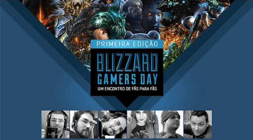 1º Blizzard Gamers Day