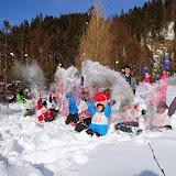 Obositi dupa schi? O binemeritata joaca in zapada!