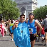 XXXI Marathon de París (15-Abril-2007)
