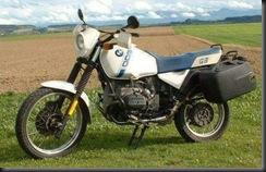 BMW R80GS 87  1
