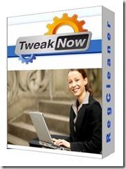 TweakNow RegCleaner Logo