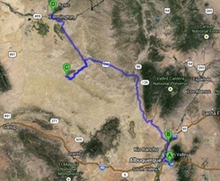 map to chaco