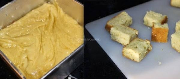 Lamingtons Cake step4