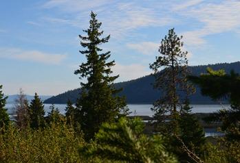 Eagle Ridge and Shoalwater Bay