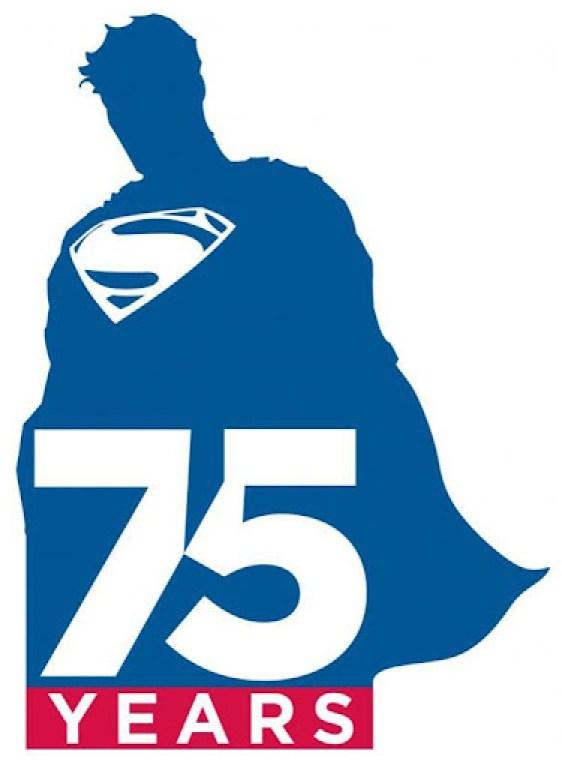 Superman 75 Anniversary