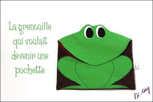 GrenouillePochette