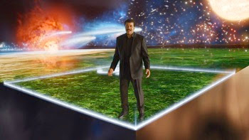Cosmos reboot