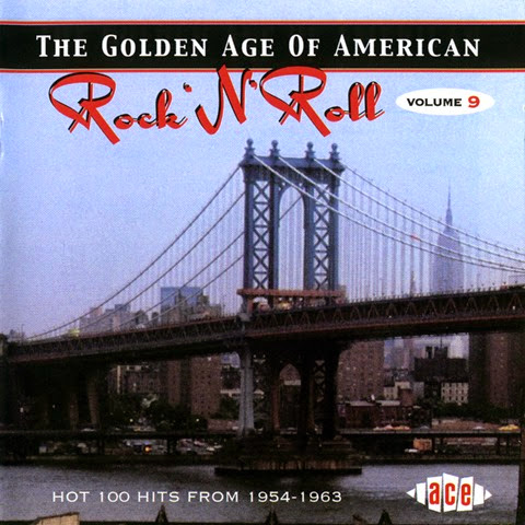 Golden Age Of American Rock 'N' Roll - Vol 9 - Booklet 01