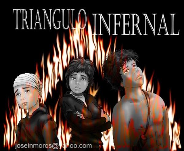 Triángulo Infernal ilustración 72 dpi
