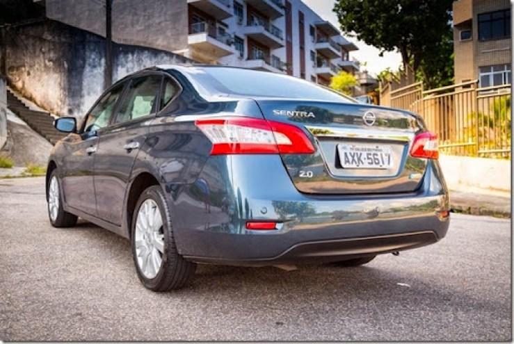 Nissan Sentra SL 2014 (8)