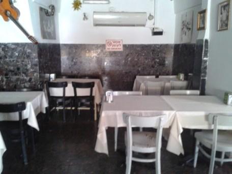Tel aviv ristorante