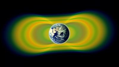 NASA-descobre-novo-cinturão-de-radiação-em-torno-da-Terra