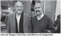 Jose Luis Otaegui, Carlos Diez