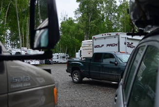welcome to the Talkeetna Camper Park