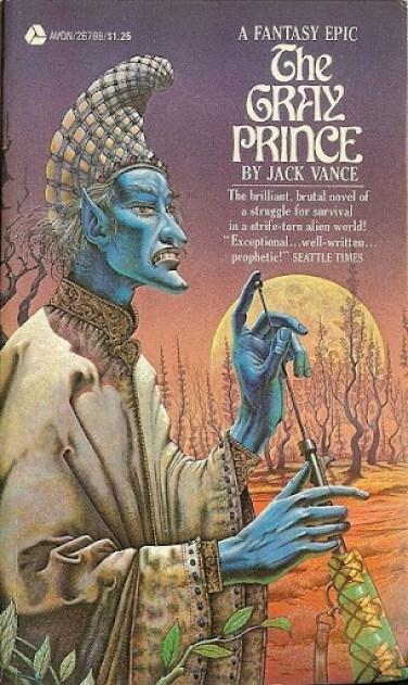 Gray Prince