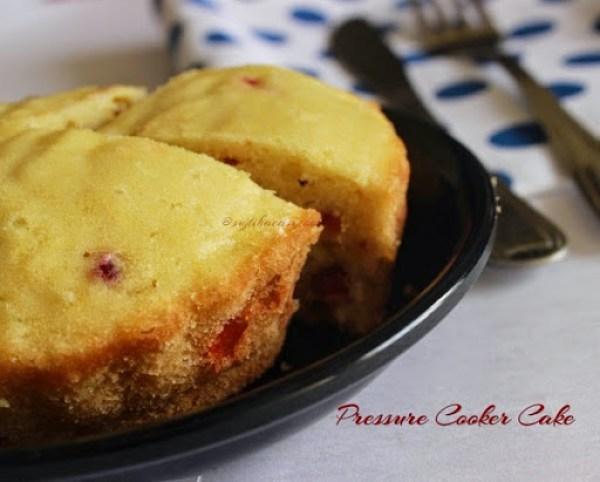 Pressure Cooker Cake4