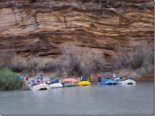 Private boat trip Colorado River trip Grand Canyon National Park Arizona