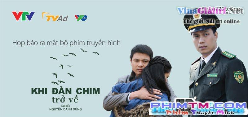 Khi Đàn Chim Trở Về :Phần 3 - Khi Dan Chim Tro Ve VTV1