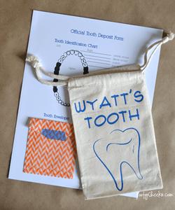 Tooth Deposit Form