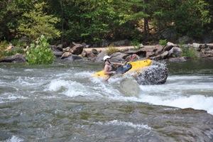 Rocket Kayak