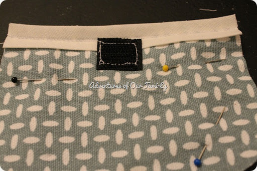 sewing_velcro_on_pouch